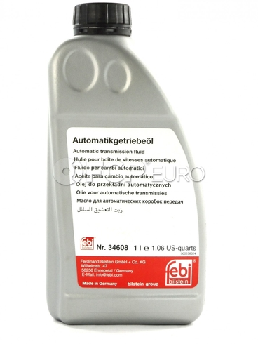 Automatic Transmission Fluid (1 Liter) - Febi 34608