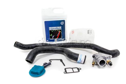 Volvo Cooling System Kit (S60 V70 XC70) - Genuine Volvo KIT-P2CSKLT