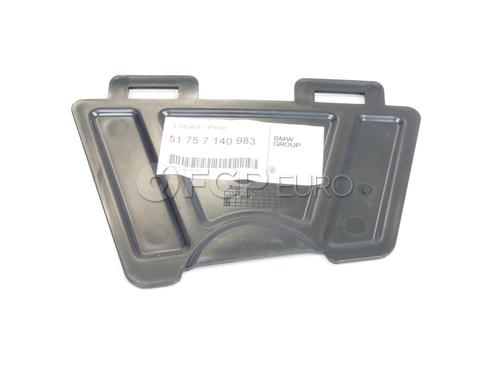BMW Oil Drain Plug Access Cover - Genuine BMW 51757140983