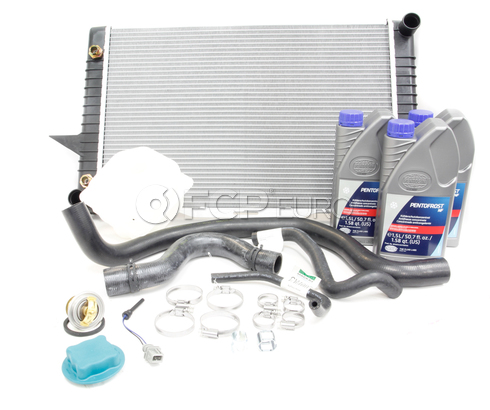 Volvo Cooling System Refresh Kit - REIN KIT-515997