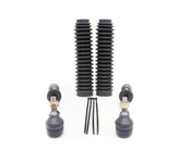 Volvo Tie Rod Kit Inner & Outer (740 760 780 940 960) - Lemforder KIT-512745