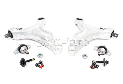 Volvo Control Arm Kit 4-Piece - Moog KIT-P2XCCAKT2P4