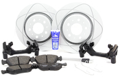 Volvo Big Brake Upgrade Kit 302MM - ATE KIT-509393