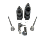 Volvo Tie Rod Kit Inner & Outer (240 244 245) - Lemforder KIT-512740
