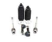 Volvo Tie Rod Kit Inner & Outer (240 242 244 245) - TRW KIT-512742