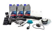 Volvo Cooling System Kit (XC90) - Rein KIT-P2XC90CSK32OEM