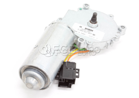 Volvo Windshield Wiper Motor - Genuine Volvo 3512391