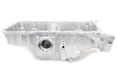 Mercedes Engine Oil Pan Upper (GLK350) - Genuine Mercedes 2720102001
