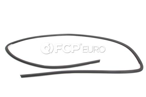 BMW Back Glass Seal - Genuine BMW 51318208471