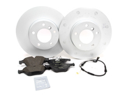 BMW Brake Kit - Genuine BMW 34116855006KTF