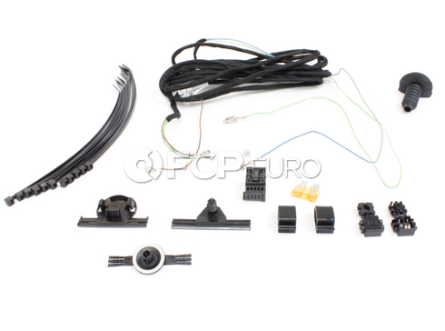 BMW Int Mirror Wiring Loom Auto Dip Genuine BMW 51160001231
