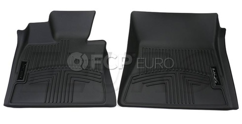 BMW All Weather Floor Mat Set - Genuine BMW 82112211584