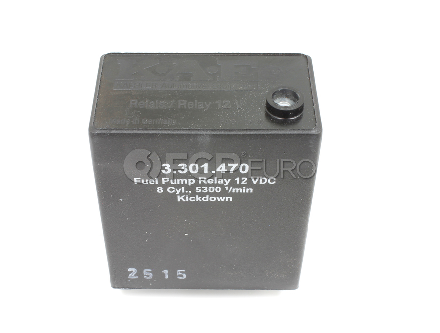 Mercedes Fuel Pump Relay (380SEC 380SEL 380SL) - KAE 0015453605