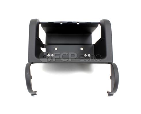BMW Console Upper (Black) - Genuine BMW 51168218307