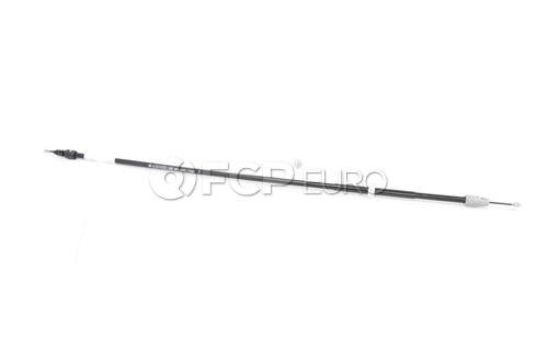 Mercedes Parking Brake Cable Rear (R350 R500 R63 AMG R320) - Genuine Mercedes 2514202385