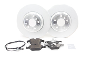 BMW Brake Kit - Genuine BMW 34116884301KTF