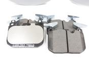BMW Brake Kit - Zimmermann/Textar 34116792223KTF1