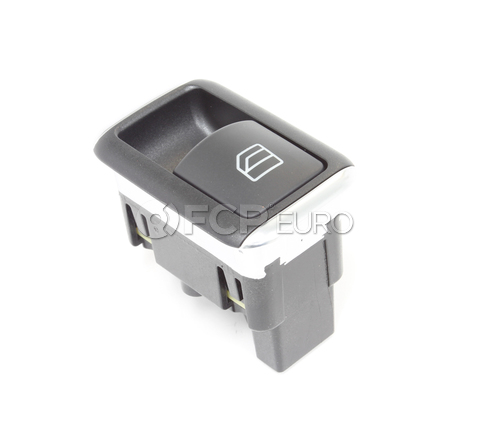 Mercedes Door Window Switch Front Right (GLK350) - Genuine Mercedes 20490582029107