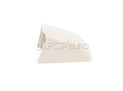 BMW Cap Left (Light Beige) - Genuine BMW 51168244451