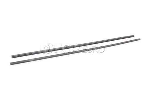 BMW Wiper Blade Inserts - Genuine BMW 61611470281