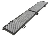 BMW Carbon Activated Cabin Air Filter - Hengst 64319313519