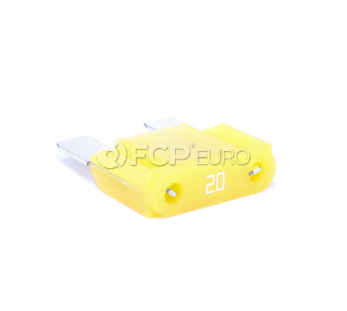 BMW Fuse Maxi Yellow (20A) - Genuine BMW 61146940095