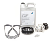 BMW Water Pump Kit - Graf WPR0004KT