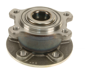 Volvo Axle Bearing and Hub Assembly - SKF 31360027
