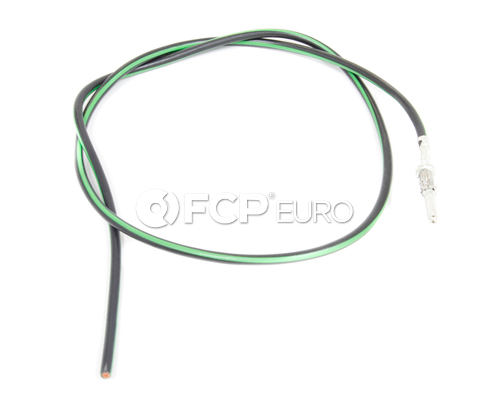 BMW Round Plug-In Contact 2.5 With Cable (1025 mm) - Genuine BMW 61130007453