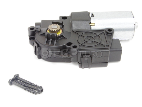 Volvo Sunroof Motor (XC60) - Genuine Volvo 31442109