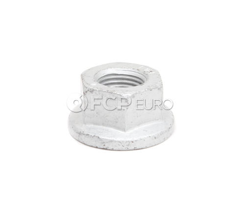 BMW Hex Nut With Flange (M10X18Zns3) - Genuine BMW 07119907135