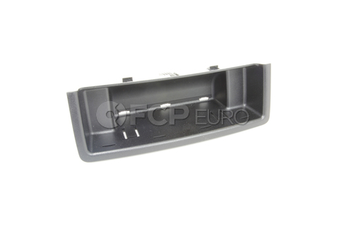 BMW Storing Partition Rear Bottom (Black) - Genuine BMW 51167154481
