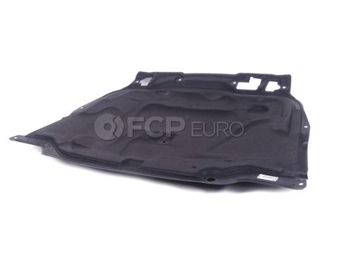 Mini Cooper Heat InsulationEngine Comp.Lid Petrol - Genuine Mini 51487276533
