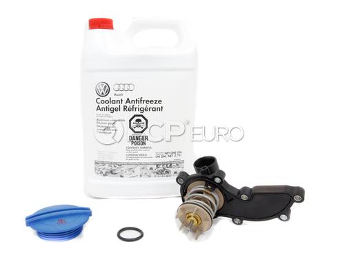 Audi VW Cooling System Service Kit - Genuine VW Audi 06E121111AL