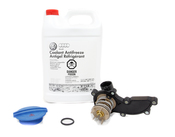 Audi VW Cooling System Service Kit - Genuine VW Audi 06E121111AL
