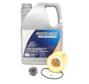 BMW Oil Change Kit 5W-30 - Pentosin 11427640862KT1