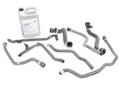 BMW Comprehensive Cooling System Hose Kit (E46) - 11531436408KIT1