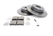 Mercedes Brake Kit - Brembo 515926
