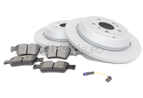 Mercedes Brake Kit Rear  - Zimmermann W164RBKSOLID