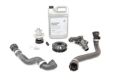 BMW Water Pump and Thermostat Replacement Kit - Graf 24-0432AKT1