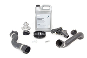 BMW Water Pump and Thermostat Replacement Kit - Graf 24-0432AKT2