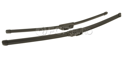 BMW Wiper Blade Set (E46) - Genuine BMW 61619071613