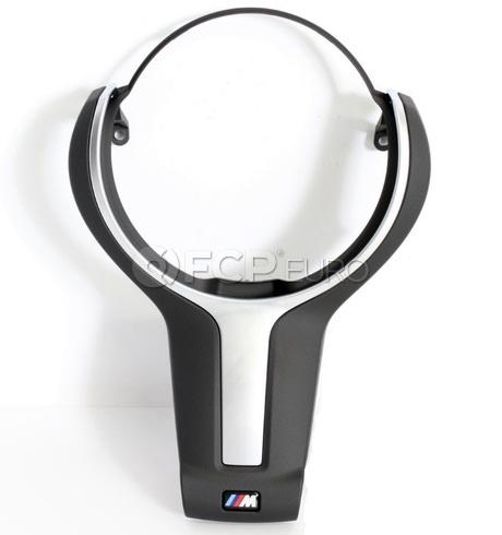 BMW M-Sport Steering Wheel Trim - Genuine BMW 32307846032