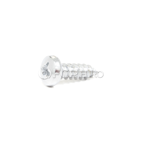 BMW Fillister Head Self-Tapping Screw (St39X13) - Genuine BMW 07119907720