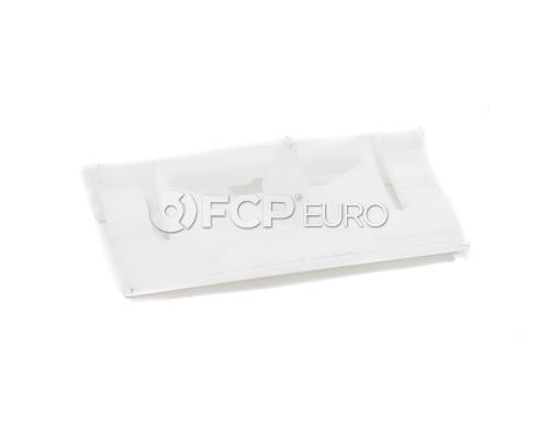 BMW Clip (White) - Genuine BMW 51717055853