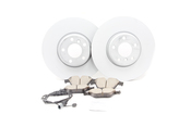 BMW Brake Kit - Zimmermann/Akebono 34116785669KTF5