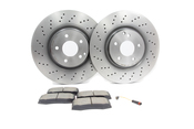 Mercedes Brake Kit - Brembo 515915