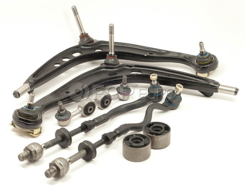 BMW 8-Piece Control Arm Kit (E36) - Lemforder E36CAKIT8L
