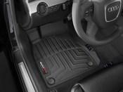 Audi Floor Mat Liner Set Black - WeatherTech 441941