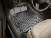 Audi Floor Mat Liner Set Black - WeatherTech 442121